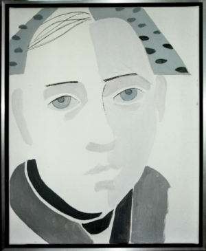 ohne-Titel (2016) 50x60 cm Acryl-auf-Leinwand