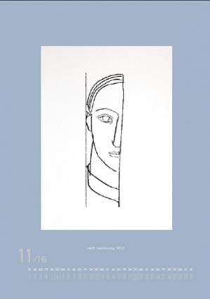 November 2016 |sanft. Zeichnung, 2013