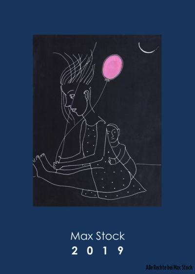 Titelblatt Kalender 2019 von Max Stock